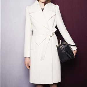 NWT Reiss Envy Belted Coat
